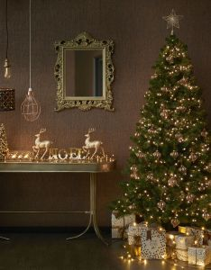 Cosy up this christmas with let it glow decorations for  bright and warm festive finish also rh pinterest