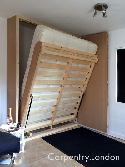Fold Down E Saving Wall Bed Uncomfortable Beds Are Terrible You May
