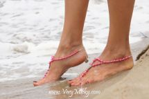 Barefoot Sandals. Payal Sweet Beats. Anklets