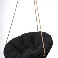 Swing Chair Buy Online High Back Office Chairs With Lumbar Support Black Framed Hanging Papasan Rope Papsan
