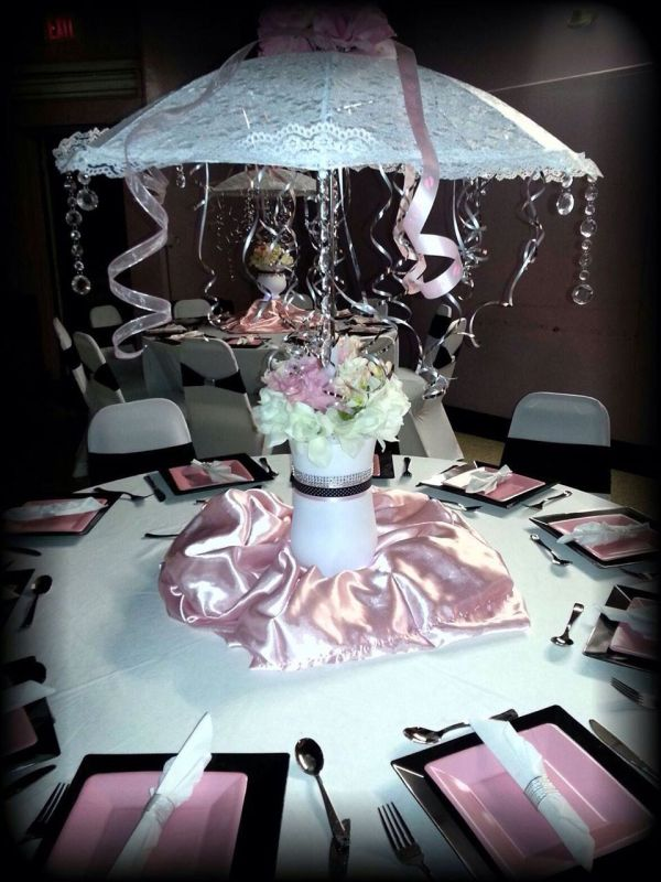 20 Umbrella Themed Bridal Shower Pictures And Ideas On Stem