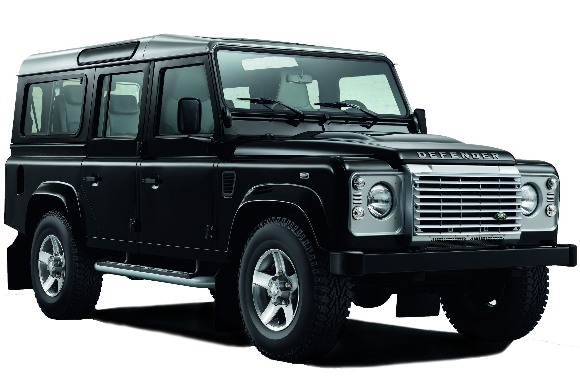 The Land Rover Defender is the ultimate off roader What it lacks