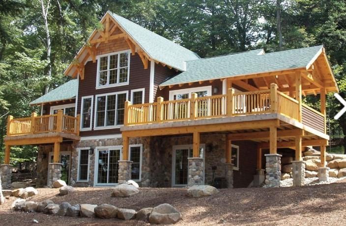 Timber Frame House Plan Design With Photos Timber Frame Cabin