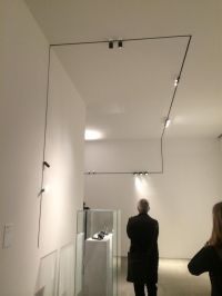Flos stand - Salone del Mobile 2015. Running Magnet ...