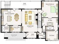 closed kitchen floorplan - Google Search | Floor Plans ...