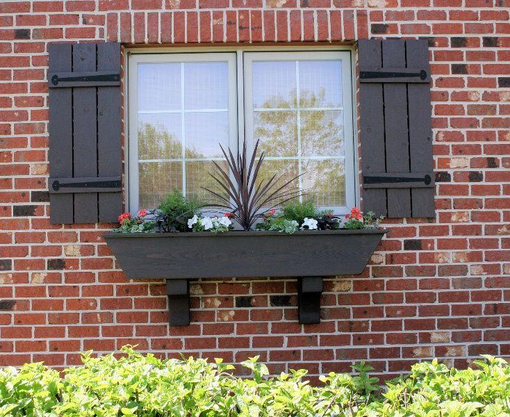 Best 25 Shutters Brick House Ideas On Pinterest Brick House