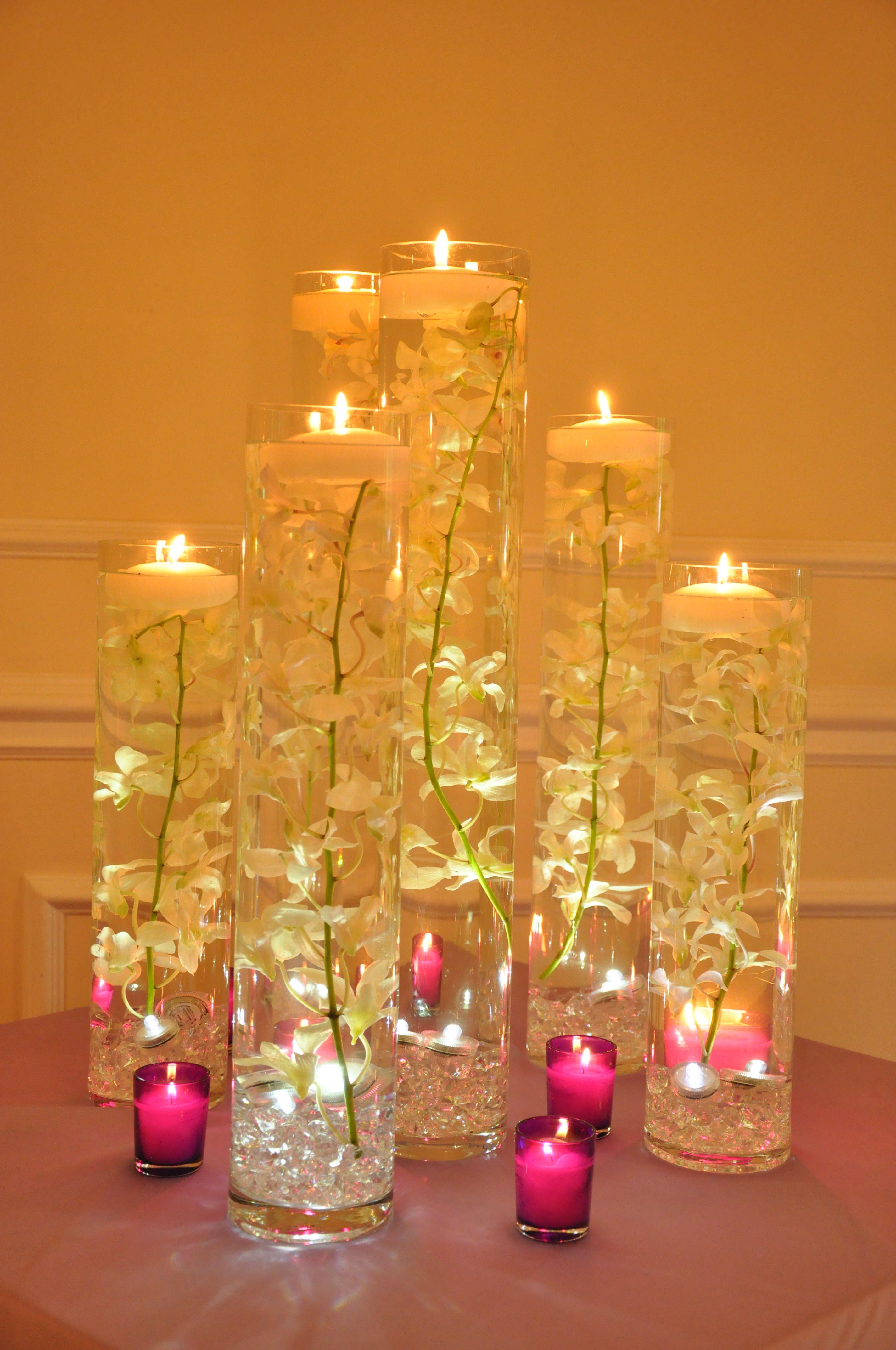 Simple but elegant wedding flowers  Only Details