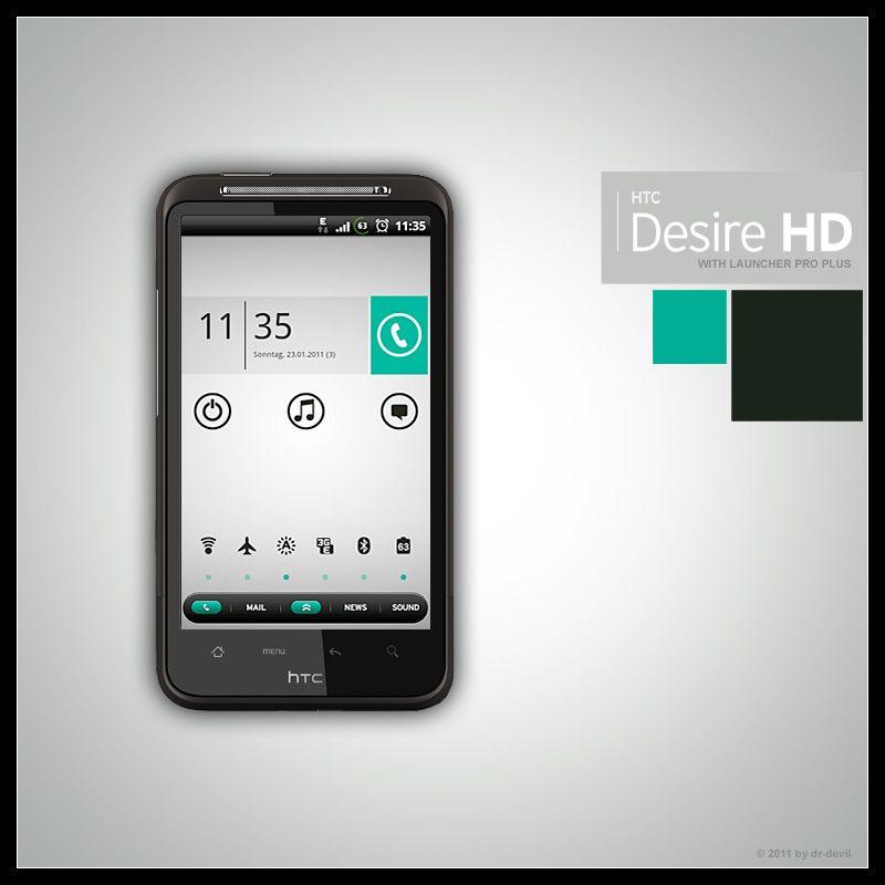 Android Homescreen By Dr Devil Deviantart Com UI Screens • Icons