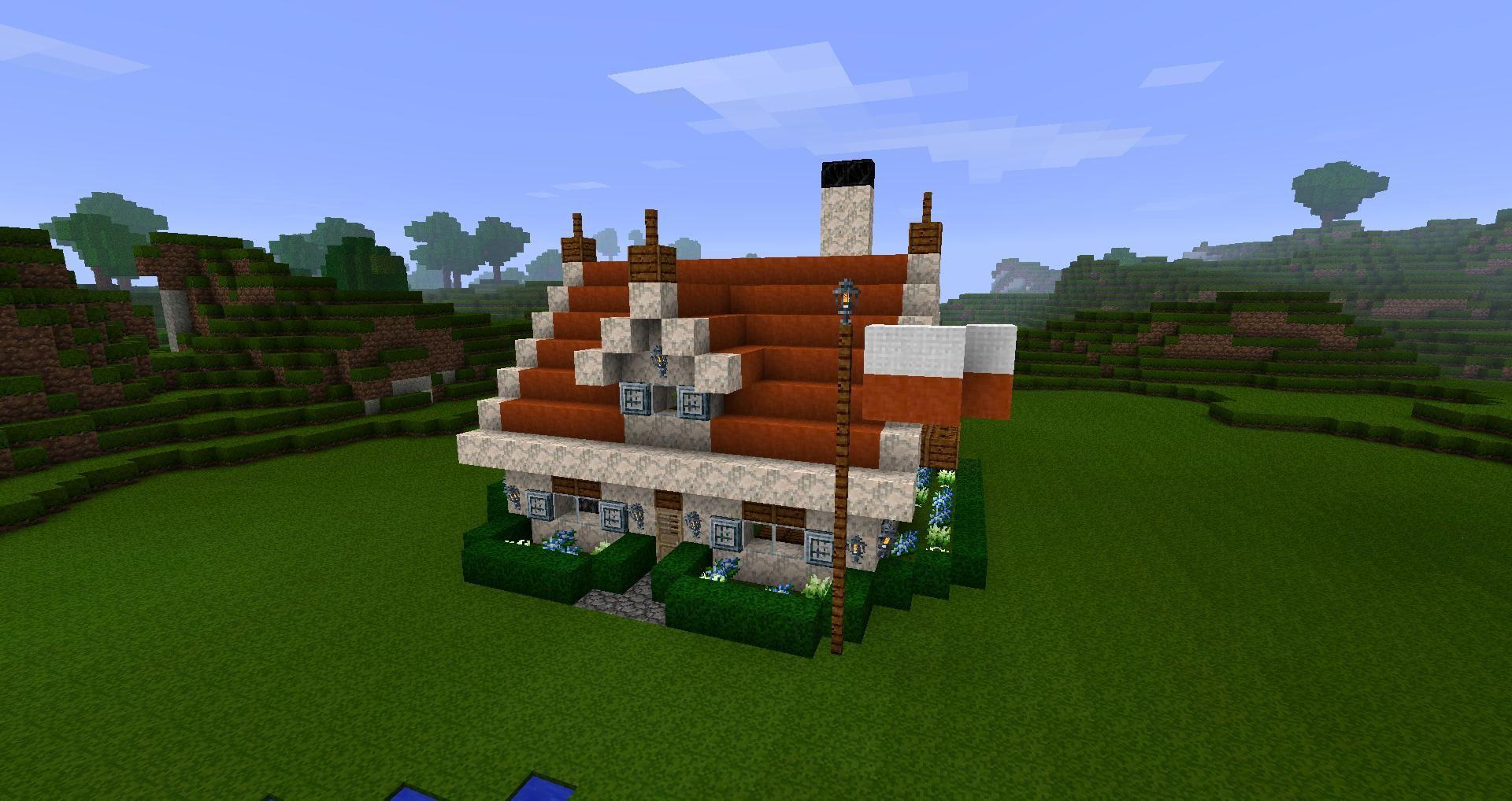Small Dutch House Screenshots Show Your Creation Minecraft