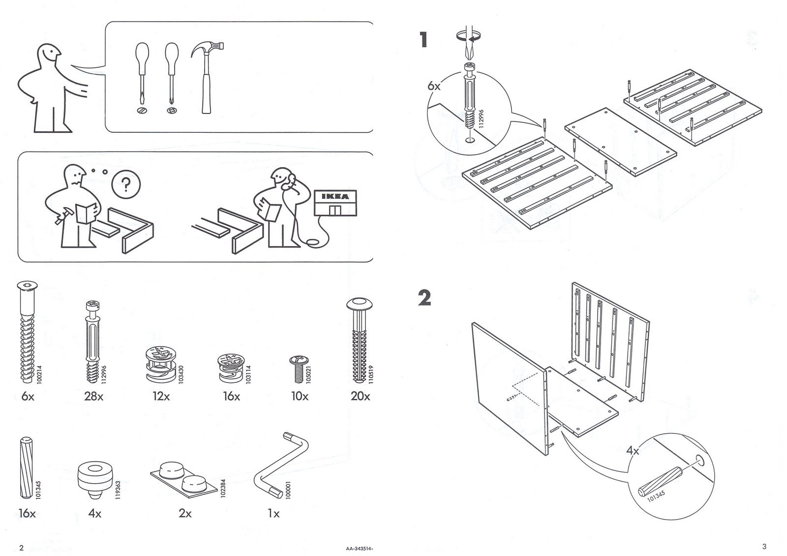 Instruction Manual Design