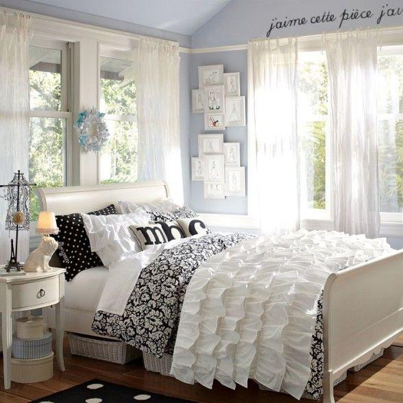 Cute Bedding for Teenage Girls   teengirlsbedroom
