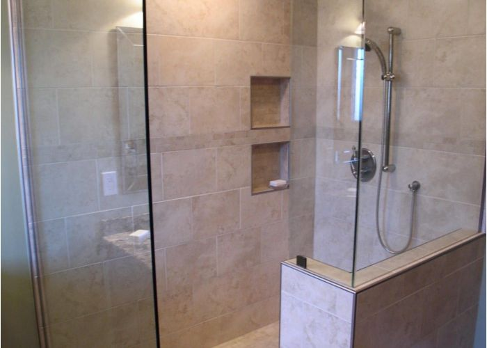 Bathroom walk in shower ideas remodeling from designs also