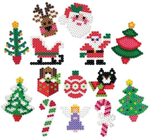 Winter Crafts Make Beads