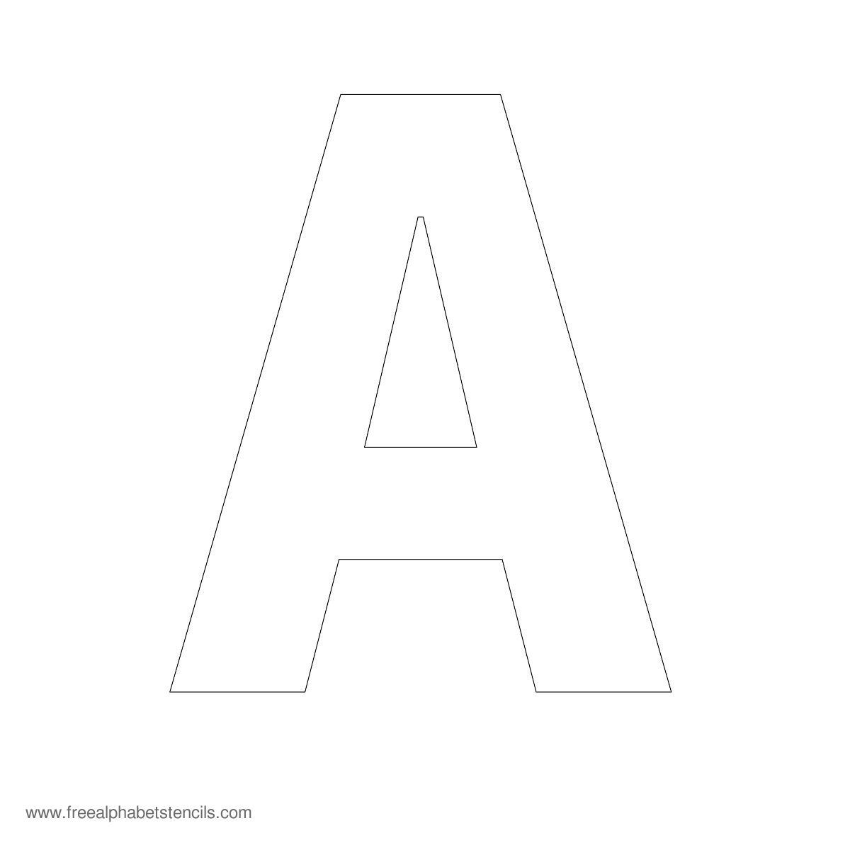 Free Printable Fancy Letters