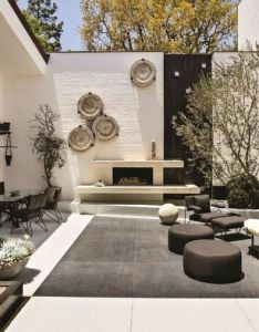 House also ellen degeneres takes us inside her pretty houses in  home rh za pinterest