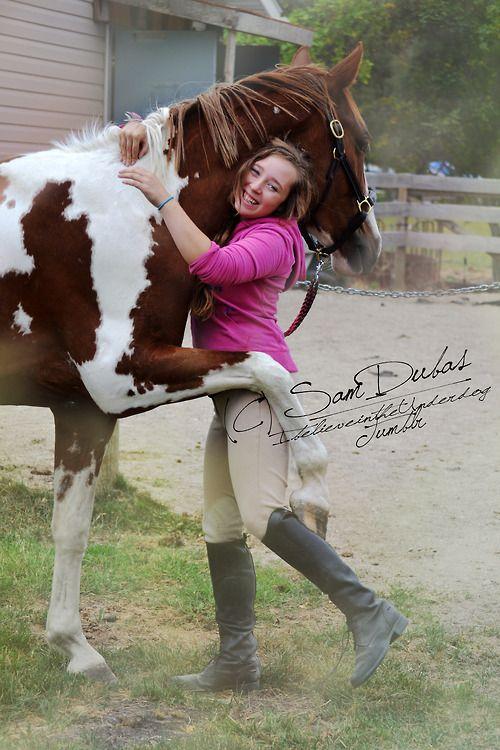 Laugh Loud Out Horse