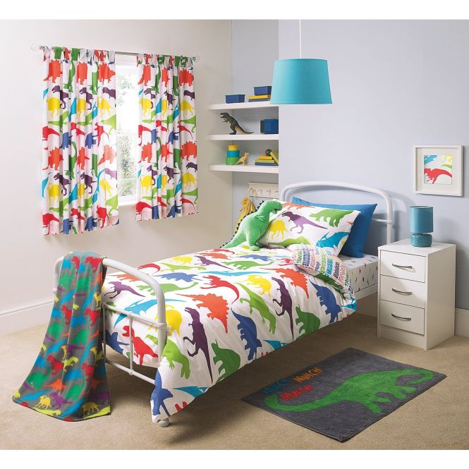George Home Dino Bedroom Set From Our Bedding Range Today Asda Direct