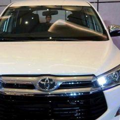 All New Kijang Innova 2016 Perbedaan Dan Venturer Toyota Front Depan