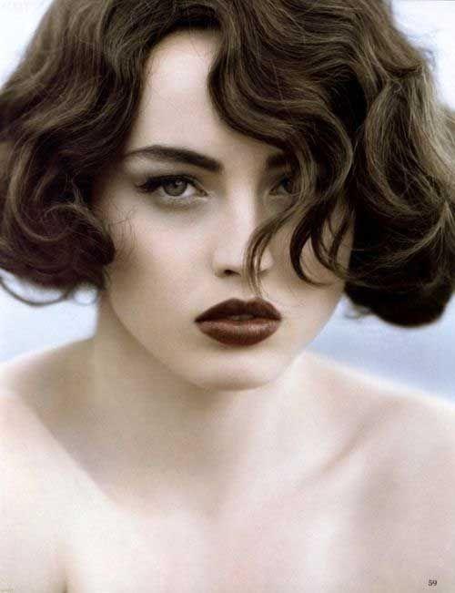 Elegant Short Hairstyles 500×651 Pixels Love The Look