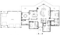 Unique Open Floor Plans