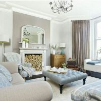 Instagram regram: traditional living room, taupe and duck ...