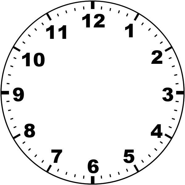 Clock Face by MissMinded.deviantart.com on @deviantART