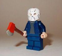 **NEW** Custom LEGO Printed JASON Friday The 13th ...