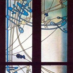 Antique Rocking Chair Leather Seat Wicker Moon Nz Vitraux Tiffany Art Nouveau   Nouveau/art Déco Pinterest Glass, Glass And ...