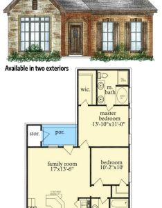 Desertrose architectural designs bed house plan comes in two exteriors ready when you are which one do want to build also bedrooms full baths sq ft plans pinterest rh