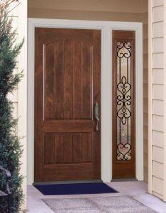Natural wood front door design esquadrias pinterest entrance doors and also rh