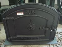 cast iron fireplace door | Fireplace doors | Pinterest ...