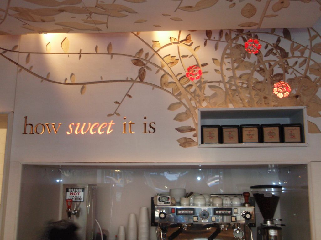 Small Cafe Ideas Decoration