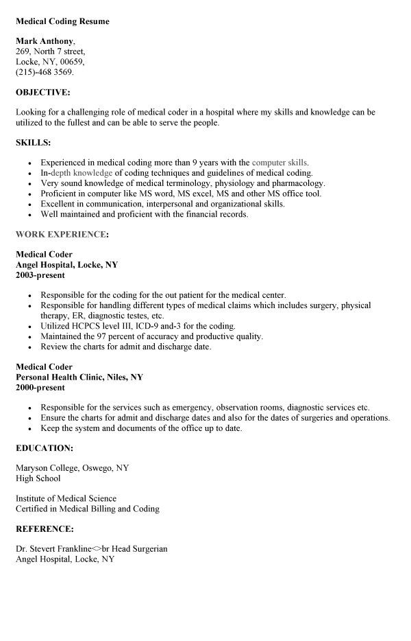 Resume Example Medical Technologist. Resume. Ixiplay Free Resume