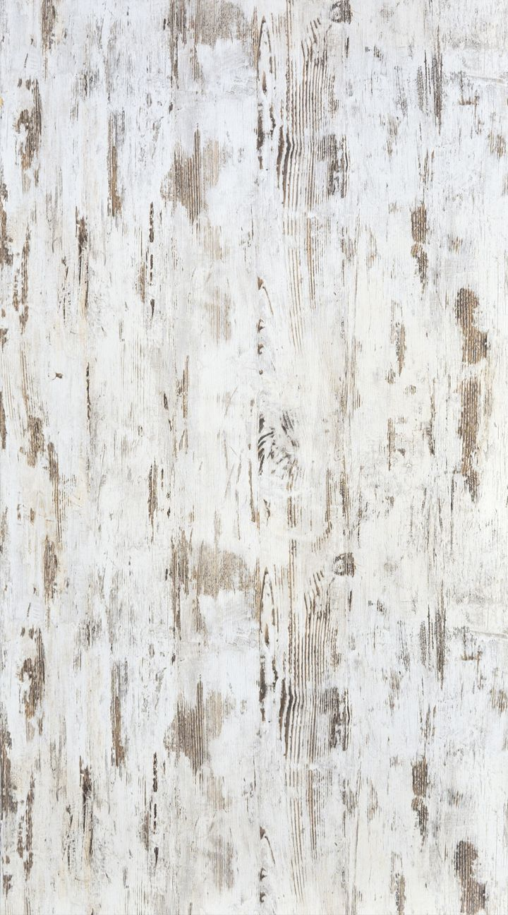Polytec Distressed Wood A White Painted Timber Rubbed