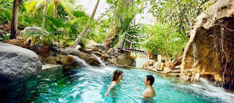 Aqua Mundo Snorkelen Tussen De Tropische Vissen Center Parcs