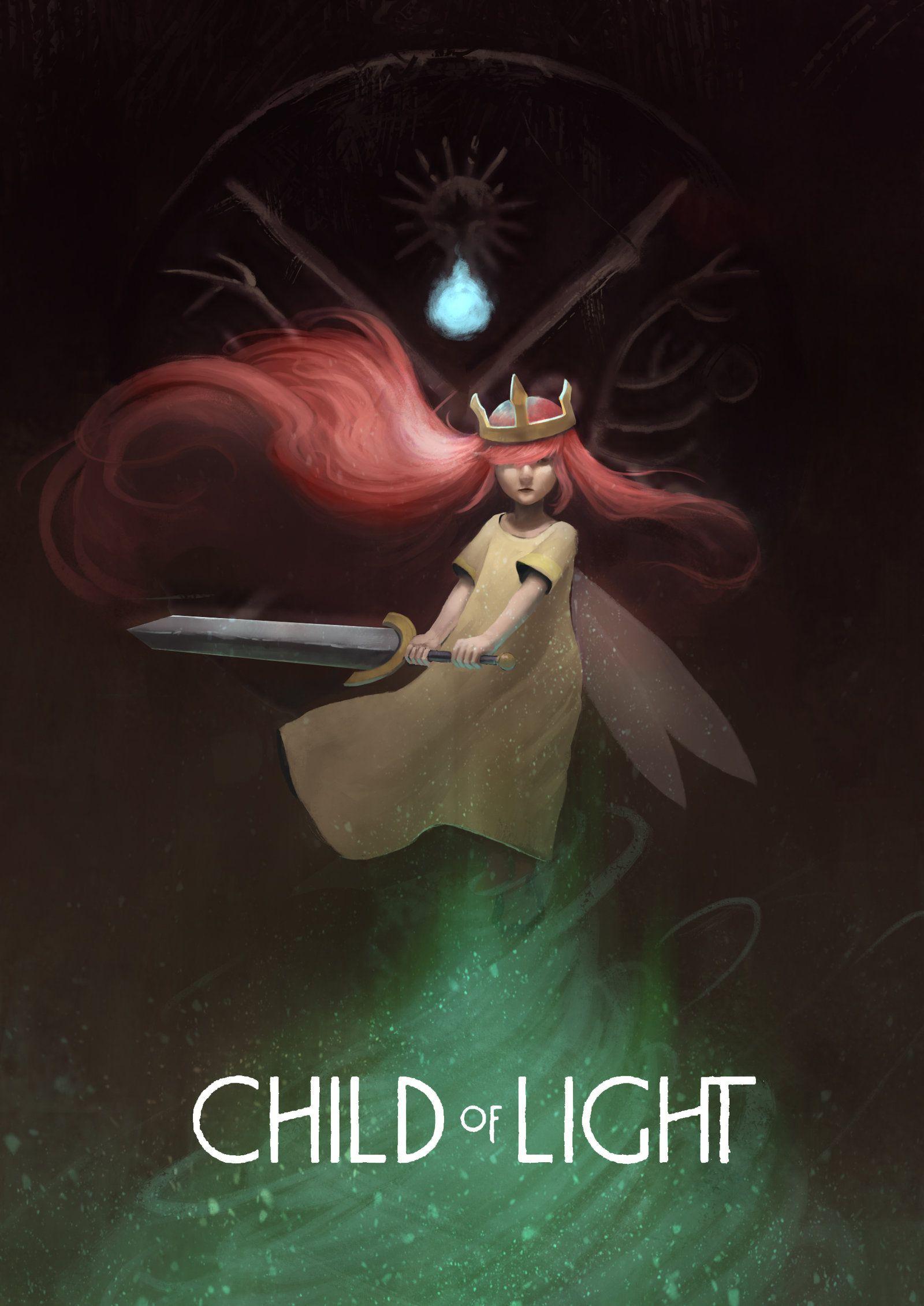 Child Light Art