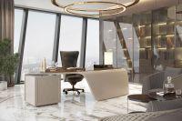 Popatrz na ten projekt w @Behance: LUXURIOUS OFFICE ...