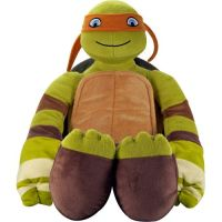 tmnt michelangelo pillow buddy