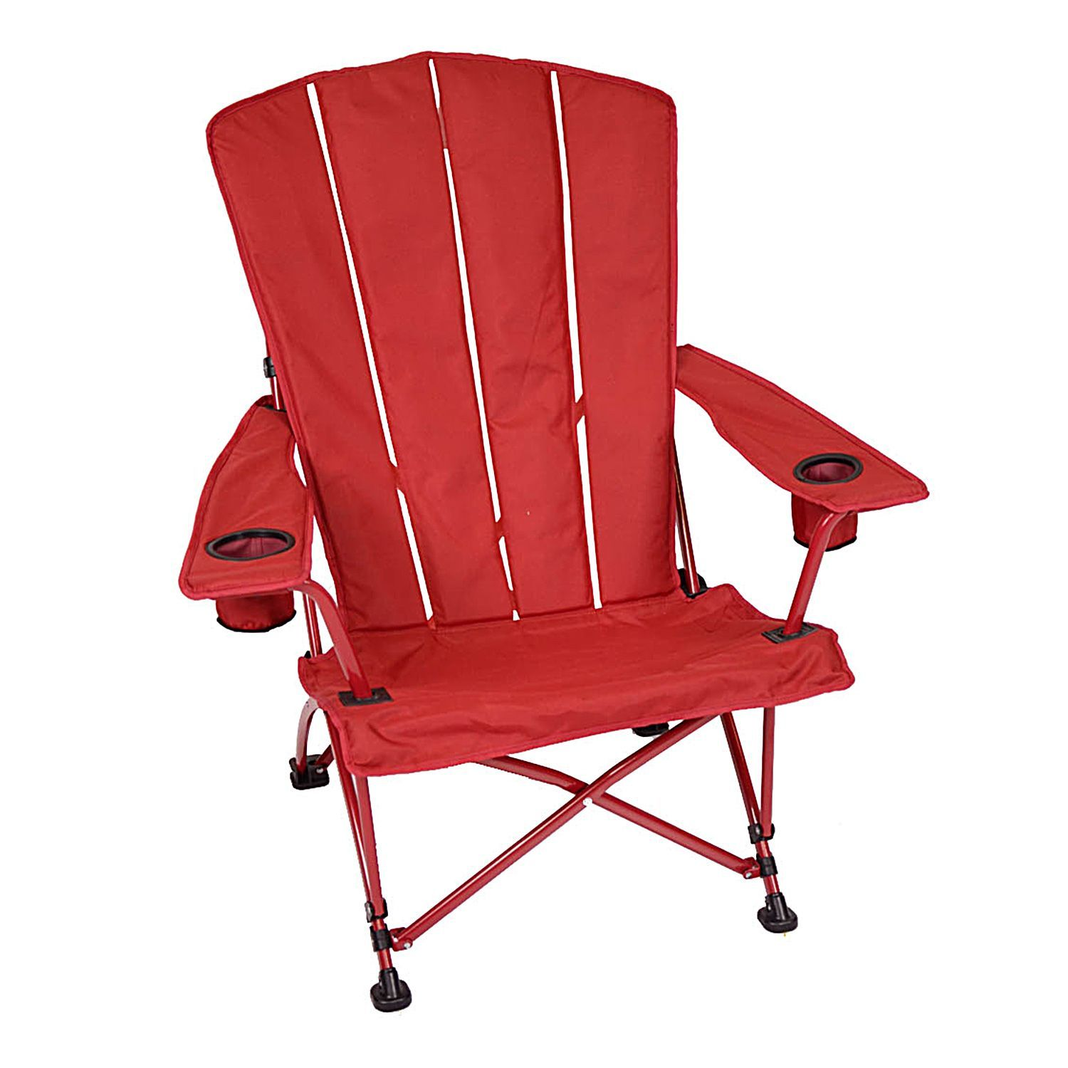 most comfortable folding chair steelcase warranty foldable adirondack red sam 39s club
