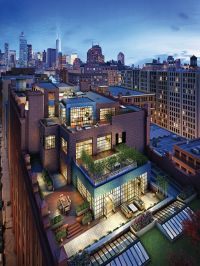 Puck Penthouses, New York http://www.sothebysrealty.com ...