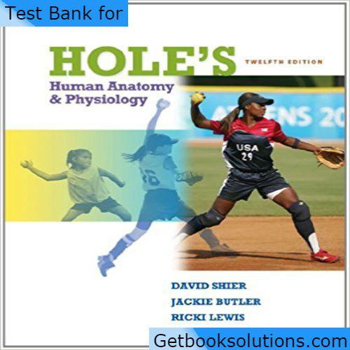 Human Anatomy And Physiology Amerman Test Bank – Periodic & Diagrams ...