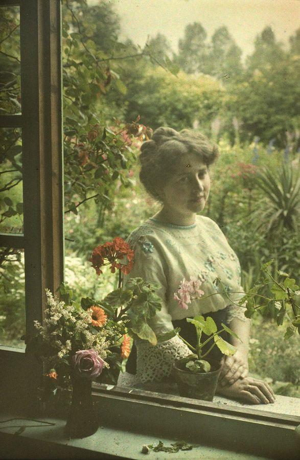 Alfonse Van Besten Ma Femme 1913 Ahumahum Blogspot Ru