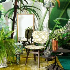 Lime Green Living Room Decorations Cheap Decorating Ideas For Tropical Jungle Style, Home South Africa Magazine ...