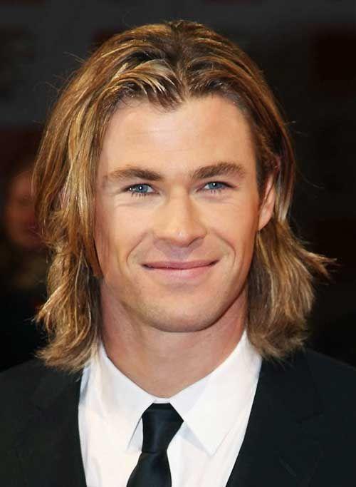 Long Hair Blonde Men Long Hair Trend 2017