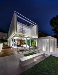 Greja house by park associates also architecture and architects rh pinterest