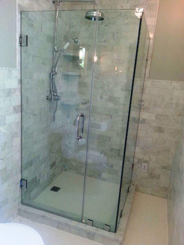 Bathroom Glass Shower Enclosures