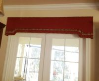Cornice Board Window Treatment Ideas | Custom Cornice with ...