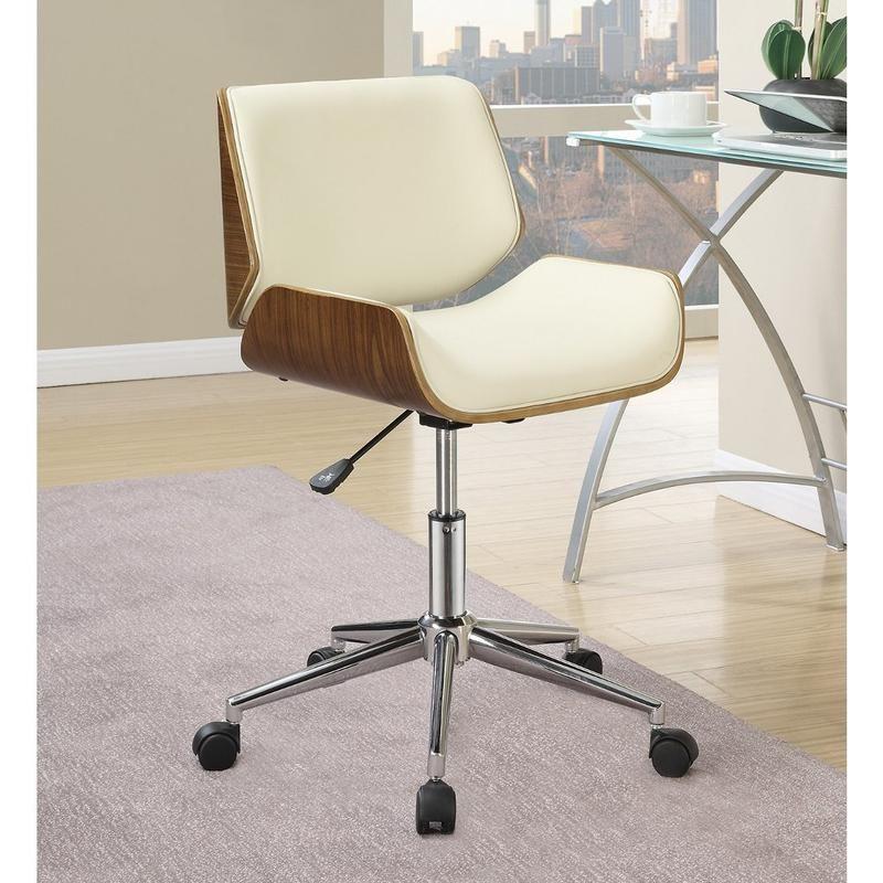 las vegas office chairs wheelchair tennis coaster square mid century chair furniture online lasvegasfurnitureonline com