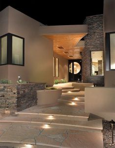 Inspiring ideas to light up your yard and make it more attractive also rh pinterest