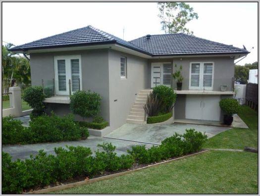 Exterior House Paint Colour Schemes Australia